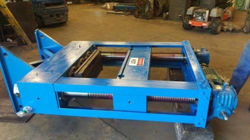 Custom Press Frame Fabrication-1