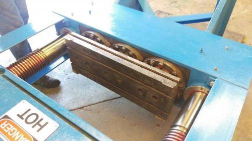 Custom Press Frame Fabrication-3