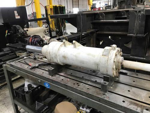 Hydraulic Valve Operator Repair