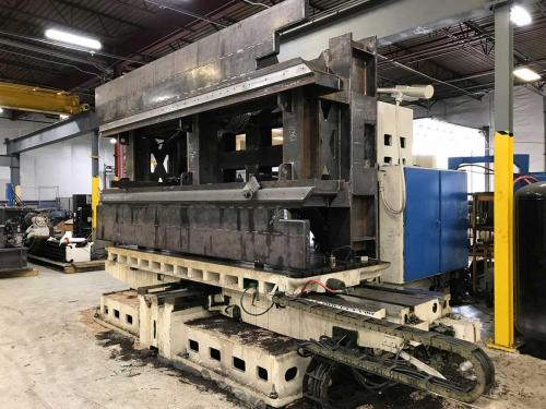 Large Weldment Fabrication & Machining-3