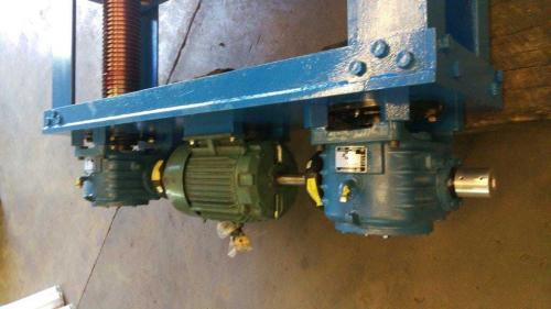 Custom Press Frame Fabrication-4