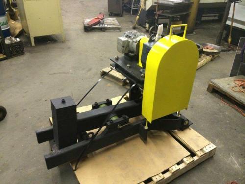 Jolter Hammer Fabrication