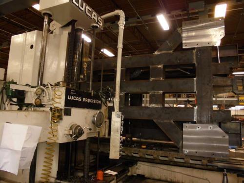 Large Weldment Fabrication & Machining-2