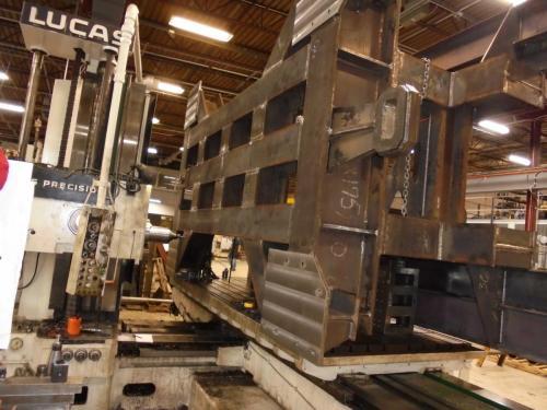Large Weldment Fabrication & Machining-1